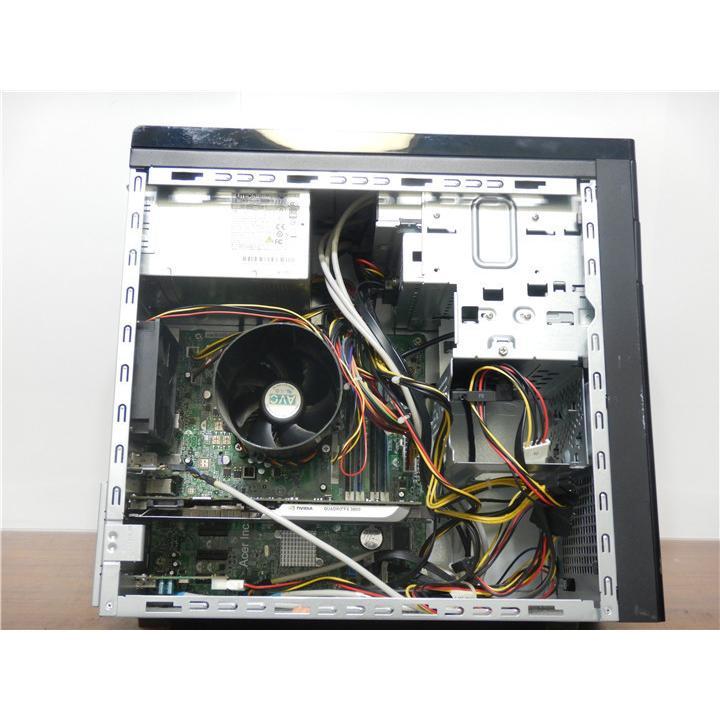 中古/ACER AM3920/デスクトップ/Win10/爆速新品SSD256GB+1TB/8GB/2世代i7/FX3800   新品無線KB&マウス Microsoft Office2019 senrakuen 02