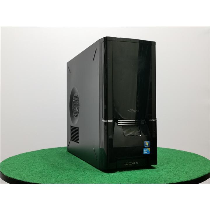 中古/GTUNE/デスクトップ/Win10/爆速新品SSD256GB+500GB/12GB/HD6800/i7-950/新品無線キーボード&マウス    Microsoft Office2019 senrakuen
