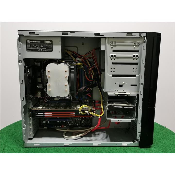 中古/GTUNE/デスクトップ/Win10/爆速新品SSD256GB+500GB/12GB/HD6800/i7-950/新品無線キーボード&マウス    Microsoft Office2019 senrakuen 03