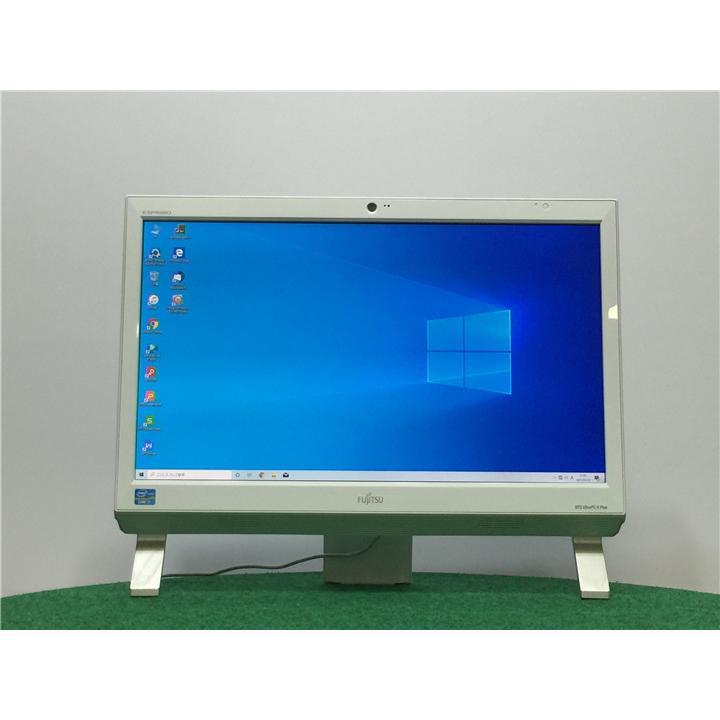 カメラ内蔵/中古/WIN10/新品無線KB&マウス/新品SSD512GB/16GB/23型/3世代i7/FMV/FH53/S一体型 動作良品 Microsoft Office2019  senrakuen