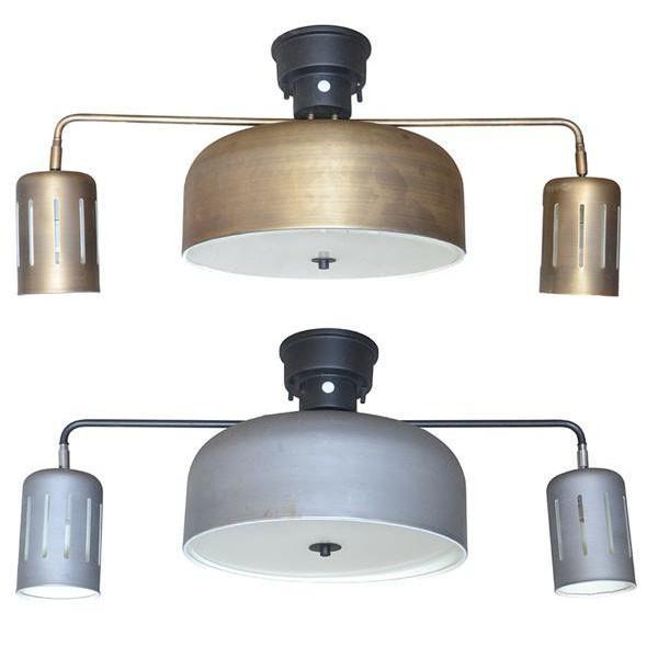 ELUX(エルックス) Lu Cerca(ルチェルカ) Ollare1 オラーレ1 オラーレ1 4+2灯シーリングスポットライト Vシルバー・LC10905-VS