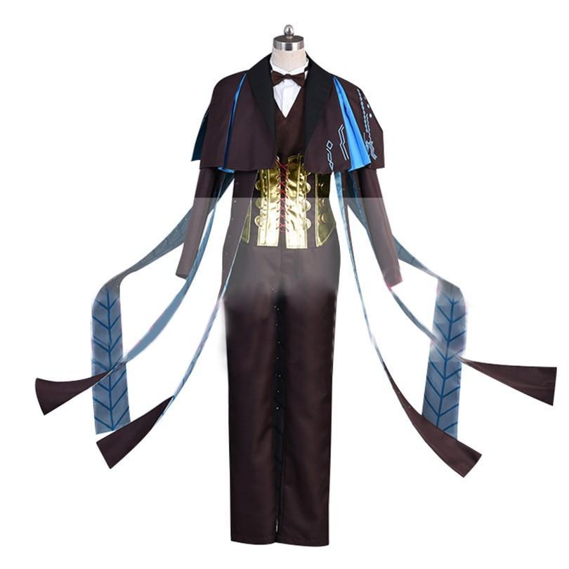 Fate/Grand Order FGO シャーロック・ホームズ 三階満破 コスプレ衣装 コスチューム cosplay イベント