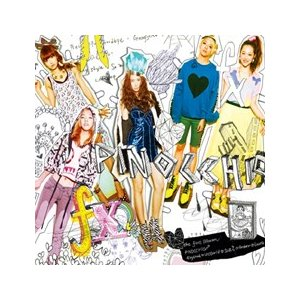 f(x) / ピノキオ[韓国 CD]SMCD218|seoul4