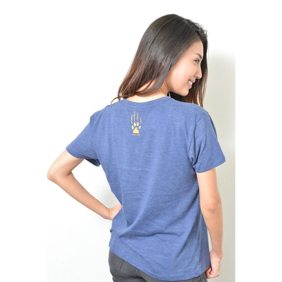 青山めぐコラボ LEOPARD Tシャツ|sephirothictree|02