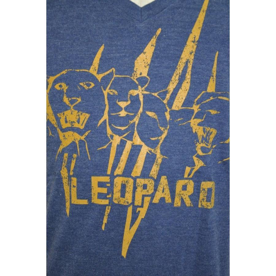 青山めぐコラボ LEOPARD Tシャツ|sephirothictree|04