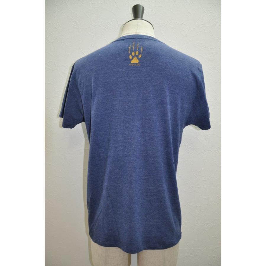 青山めぐコラボ LEOPARD Tシャツ|sephirothictree|05