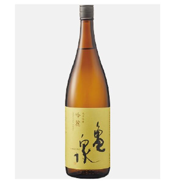 亀泉 純米吟醸 吟麓 1.8L|sesohl