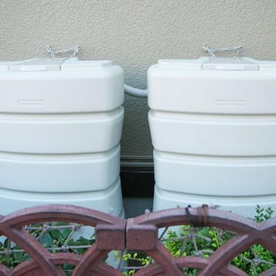 雨水タンク 雨水貯留タンク  まるダブル280L 高品質 コンパクト|sessuimura|09