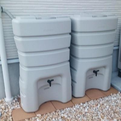 雨水タンク 雨水貯留タンク  まるダブル280L 高品質 コンパクト|sessuimura|10