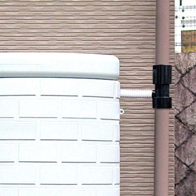 雨水タンク タキロン 雨音くん 200L(架台一体型 雨水貯留タンク) 雨水貯留槽|sessuimura|03