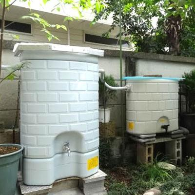 雨水タンク タキロン 雨音くん 200L(架台一体型 雨水貯留タンク) 雨水貯留槽|sessuimura|06