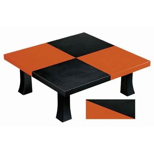 座卓 3尺角座卓 市松エンボス [90 x 90 x 32.2cm] (7-760-9) 料亭 旅館 和食器 飲食店 業務用