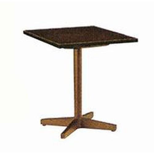 テーブル 板脚型テーブルHTD/八瀬D 9722 [60 x 75 x H70cm] (7-764-2) 料亭 旅館 和食器 飲食店 業務用