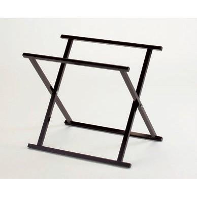 棚・テーブル 補助テーブル用折り脚 木製品 (7-912-1) 料亭 旅館 和食器 飲食店 業務用