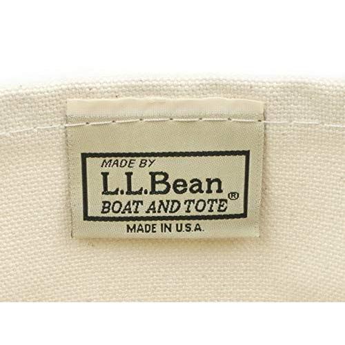L.L.Bean(エルエルビーン) ボートアンドトートバッグ Lサイズ オープントップ ブラック 並行輸入品