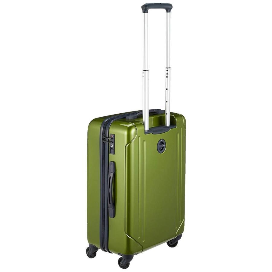 ワールドトラベラー スーツケース ナヴァイオ 45L 55 cm 3.5kg ライム