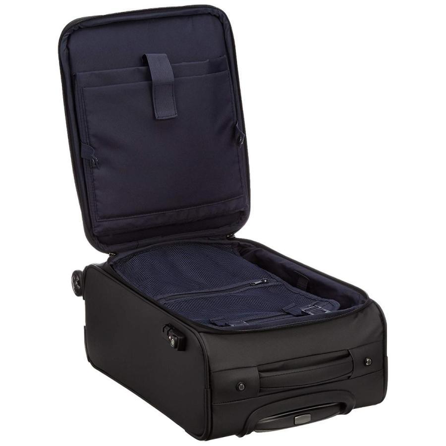 トラベリスト スーツケース ビジネスキャリー 28L 55 cm 2.7kg 76-50061 ブラック