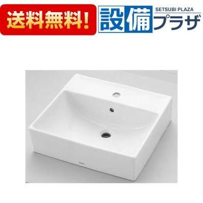 L710C 店 ■TOTO ベッセル形洗面器 角形 本物 洗面器のみ