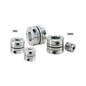 XBS-104C8-40-42 NBK 鍋屋バイテック カップリング ディスクタイプ XBS-C カプリコン