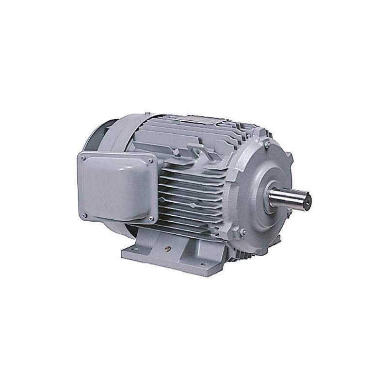 日立産機システム (ヒタチ)安増防爆 三相モーター TFOXA-K-3.7KW-4P-AC200V 全閉外扇 三相 200V 3.7kW