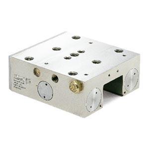鍋屋バイテック リニアクランパ・ズィー UBPS-4503-AS1L UBPSシリーズ NBK リニアガイド用ブレーキ・クランプ機構