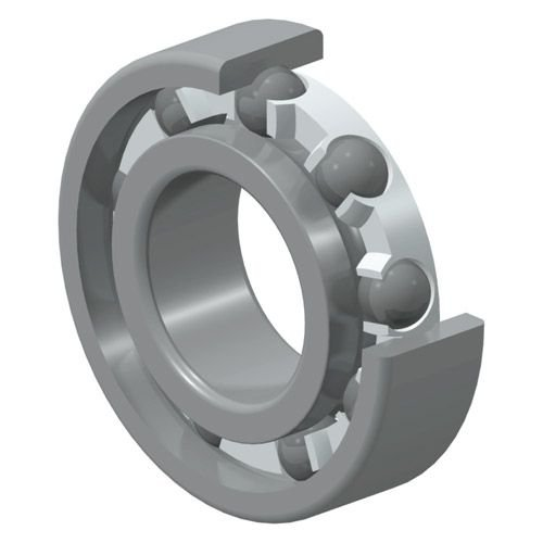 JTEKT(KOYO) ベアリング NC604FA セラミック クリーン 真空 耐食 非磁性 セラミックベアリング