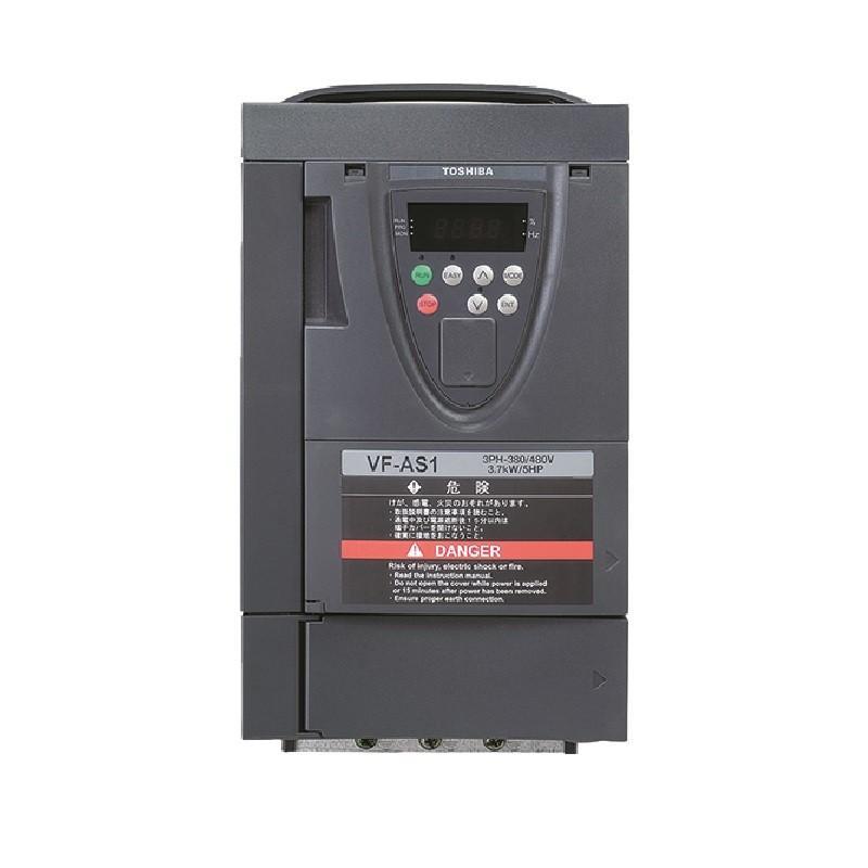 東芝 インバータ VFAS1-2110PM (三相モーター制御用) VF-AS1シリーズ 三相 200V 11kW 高トルクインバーター