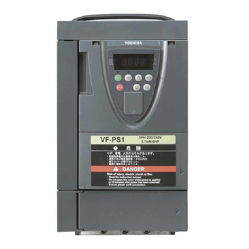 東芝 インバータ VFS15S-2022PL (三相モーター制御用) VF-S15シリーズ 単相 200V 2.2kW 多機能・小形インバーター