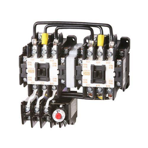 日立産機システム HS10-RT-1A2B-2.2KW-200V 電磁開閉器 HS可逆形