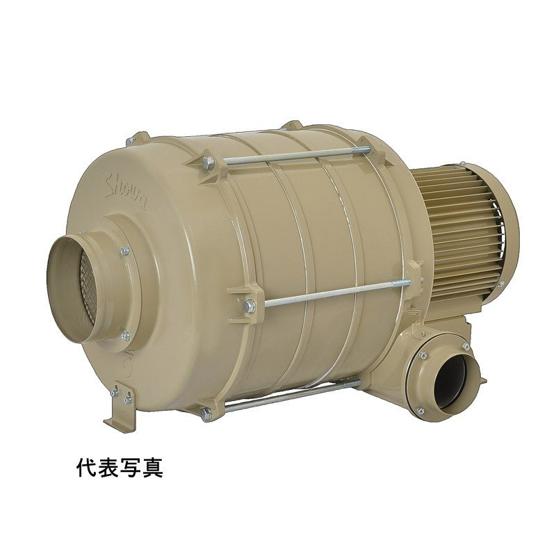 昭和電機 電動送風機 U100B-H45-R311 多段シリーズ ターボ U型 50Hz