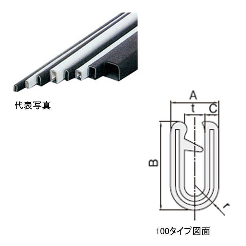 S100-48-W-1-75M 岩田製作所 トリム 対応板厚4.0-5.0mm 75M巻