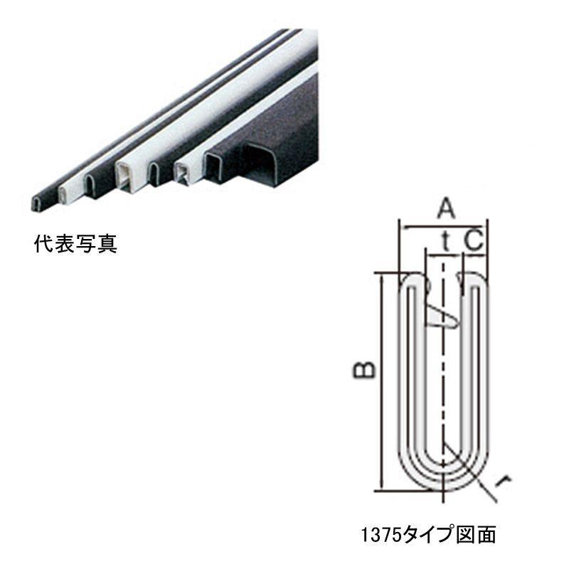 S1375-80-W-5-75M 岩田製作所 トリム 対応板厚7.0-8.5mm 75M巻