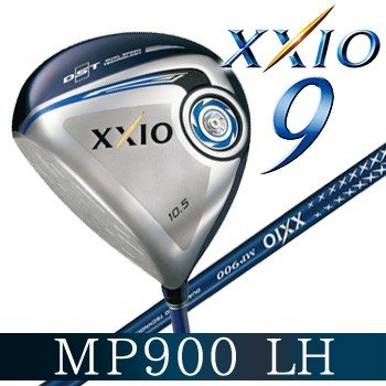ダンロップ ゼクシオ 9 メンズ ドライバー レフトハンド MP 900 カーボンシャフト XXIO9 ナイン 新品 (正規取り扱い店 メーカー保証有り)送料込