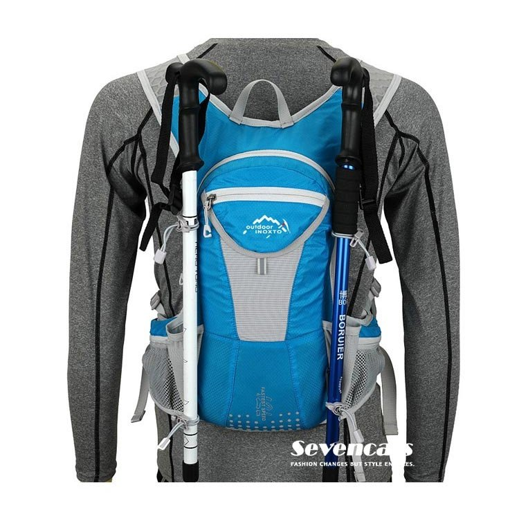 ランニングバック サイクリングバック ハイドレーション サイクルバッグ ジョギング 軽量 ユニセックス バッグ リュック アウトドア 送料無料|sevencats|04