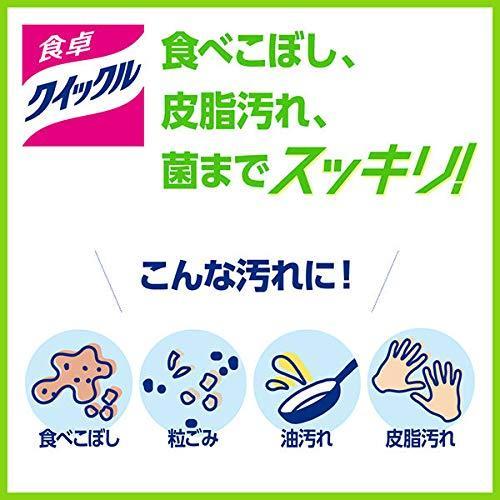 花王 食卓クイックル 除菌スプレー 詰替 × 2セット|sgline|04