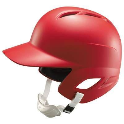 ゼット/ZETT 少年硬式野球用 バッティング ヘルメット(両耳付) BHL270 レッド(6400)