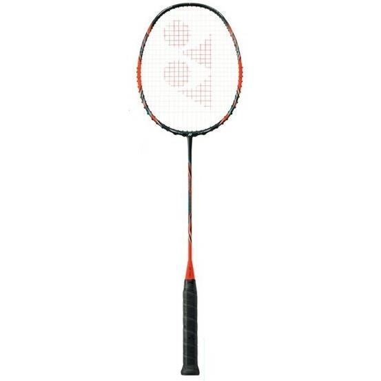 送料無料 ガット張り代無料 ヨネックス/YONEX バドミントンラケット ナノレイiスピード NR-ISP ブライトオレンジ(160)