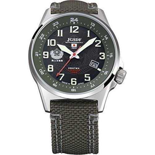開店記念セール! ケンテックスKentex 腕時計 JSDF STANDARD ソーラー 陸上自衛隊モデル ミリタリー S715M-01 メンズ, パワーストーン 石流通センター 2b693724