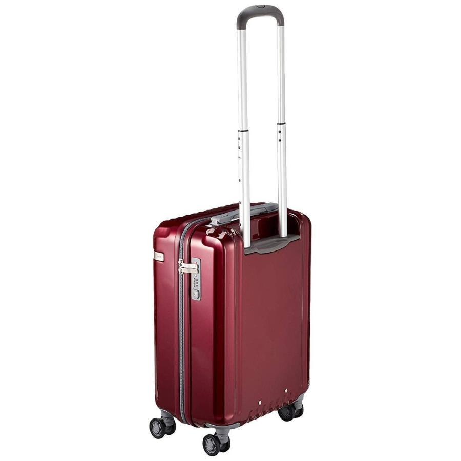 エース スーツケース パリセイドZ 機内持ち込み可 33L 47 cm 3kg レッド