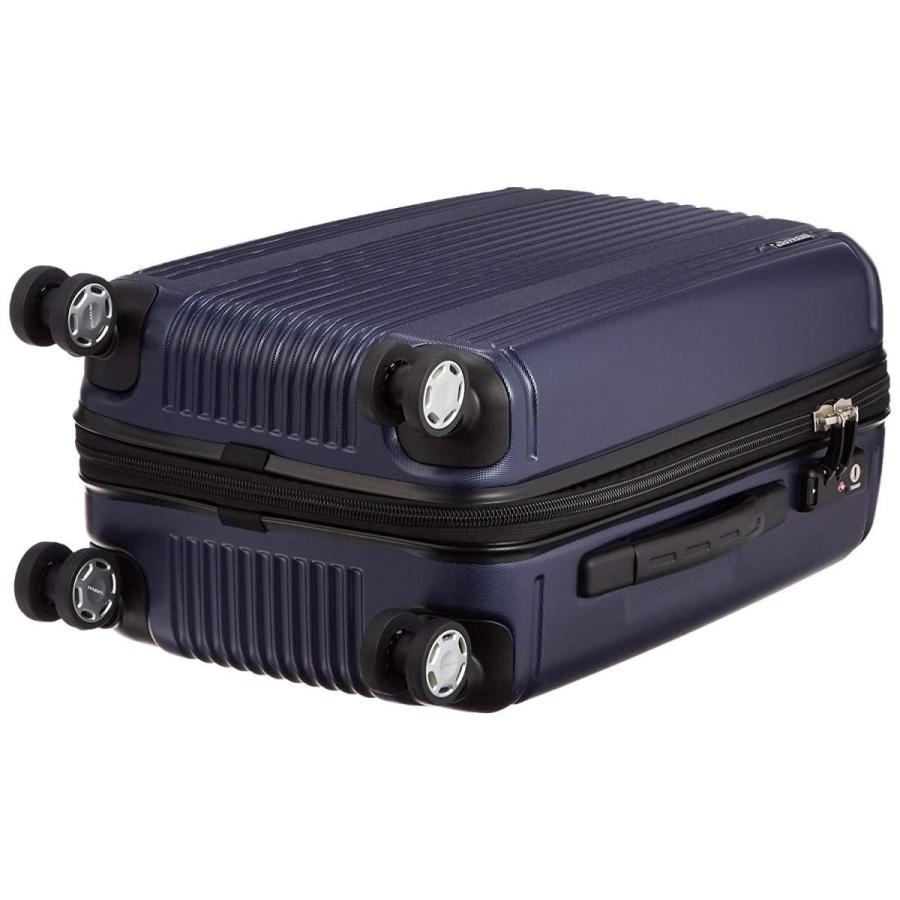 バーマス スーツケース ジッパー プレステージ2 機内持ち込み可 4輪 60252-60 34L 54 cm 2.7kg ネイビー
