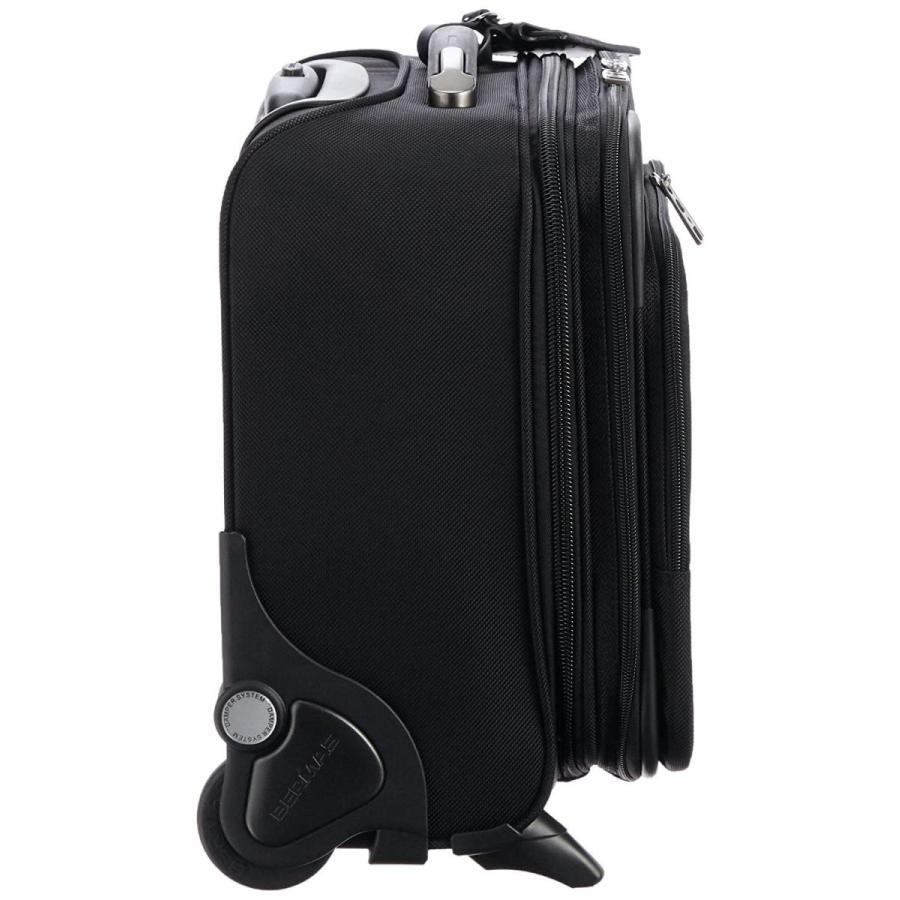 バーマス スーツケース ソフト ファンクションギアプラス 2輪 機内持ち込み可 60421-10 21L 36 cm 3.9kg ブラック