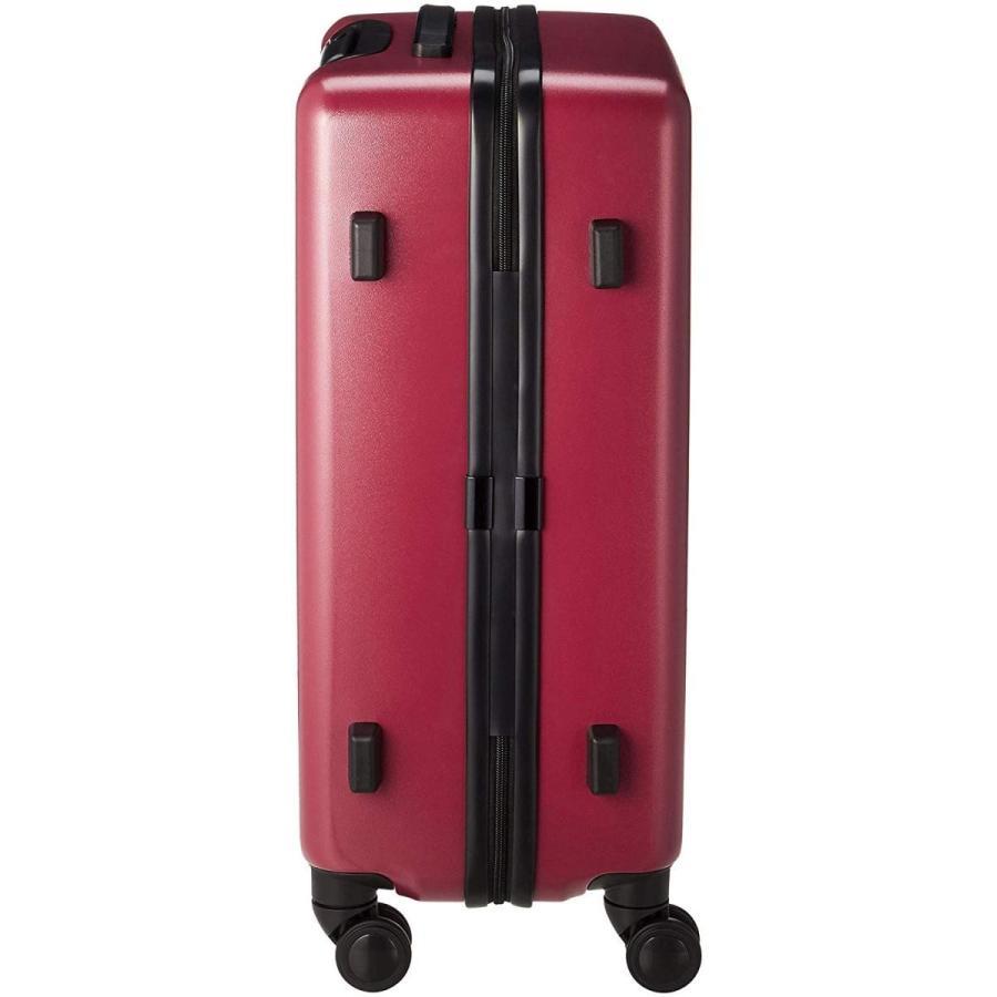 日本最大級 エース スーツケース コーナーストーンZ 55L 55 cm 3.6kg レッド, joyjoymarket 5851dd03