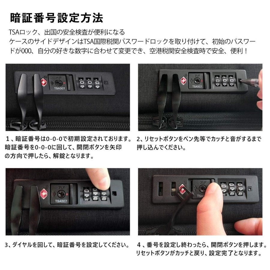 Uniwalker 防水加工 スーツケース 機内持込 小型 超軽量 キャリーケース TSAロック トランク 静音4輪 ビジネス キャリーバッ