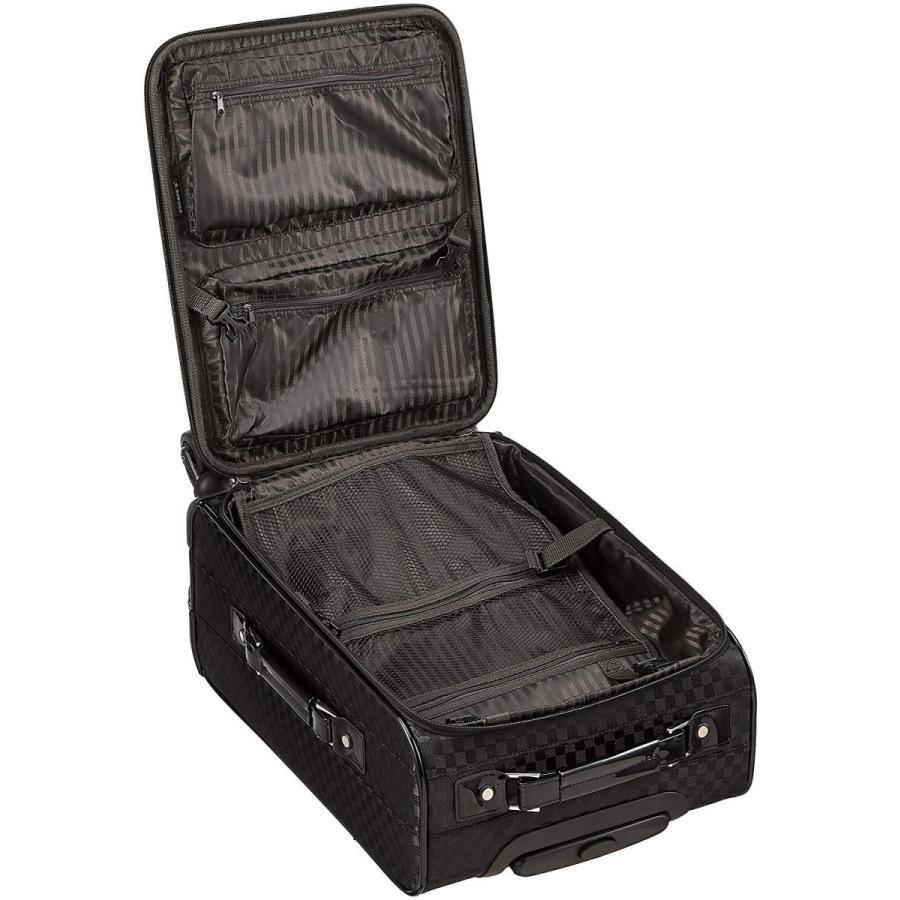 シフレ ソフトキャリーバッグ 30L 46 cm 3kg C9700T-46 ブラック
