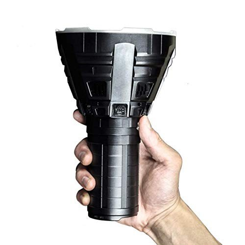 IMALENT ハンディライト 懐中電灯 R90C フラッシュライト サーチライト 最高輝度20000lm 超遠照射1679m 継続点灯26