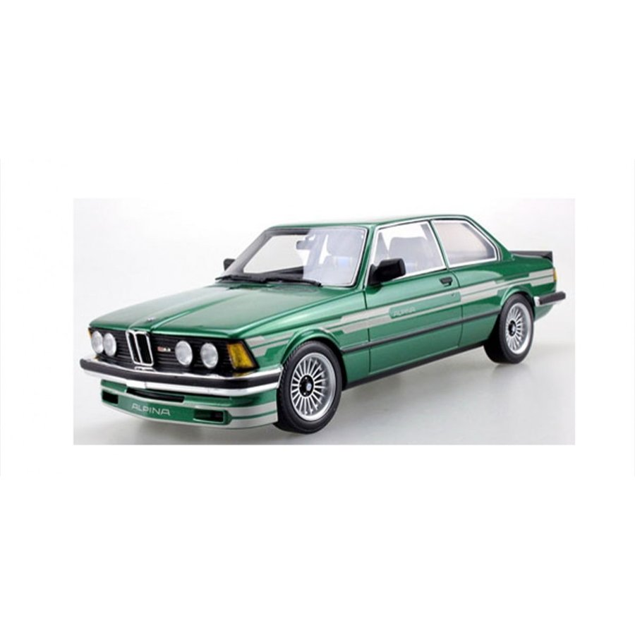 TOPMARQUES Lucky Step 1/18 BMW 323 アルピナ グリーン