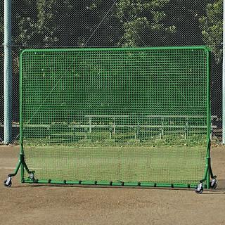 (受注生産品)トーエイライト 防球フェンスダブルSG300 B-6149 分類:野球 防球フェンス