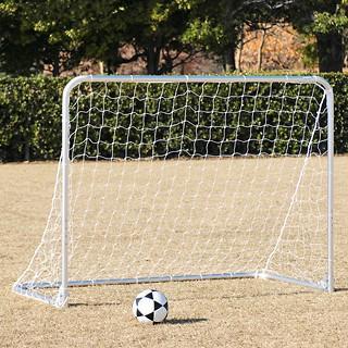 (サッカーゴール 折り畳み)トーエイライト アルミサッカーゴール1520 B-3881