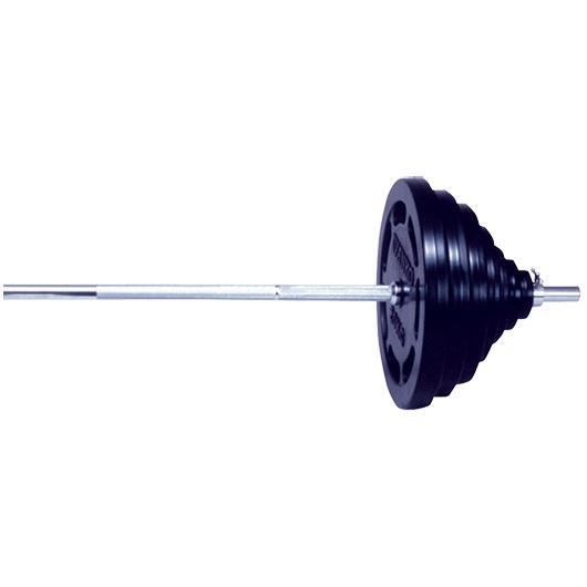 印象のデザイン (バーベルセット)(商品)IVANKO 28mm ラバーバーベルセット SRUB-120kgセット, 銀座ぜん屋 0b94a74e