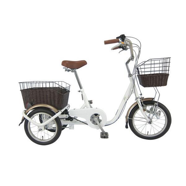 (ポイント5倍+クーポン配布:12/4-15)SWING CHARLIE ロータイプ三輪自転車G MG-TRE16G
